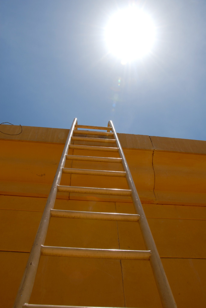 hopeful ladder